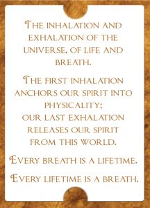 Inspiration For Your Soul ~ Breathe