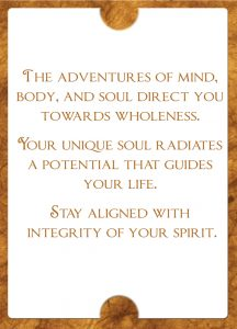 Inspiration For Your Soul Integrity