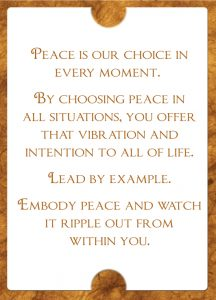 Inspiration For Your Soul Peace