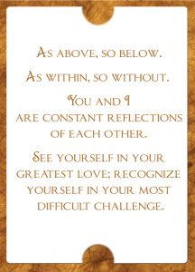 Inspiration For Your Soul ~ Self Reflection