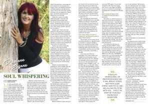 Holistic Bliss Raelene Byrne Story
