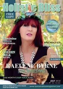 Hollistic Bliss Raelene Byrne