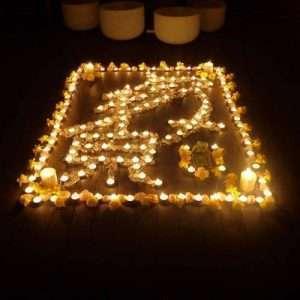Ceremonies Candles